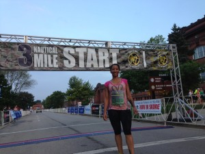 Bancroft Participates In The Fort2Base 3mile At The Great Lakes Naval Station!